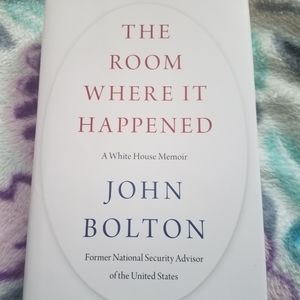 Book: The Room Where It Happened by John Bolton